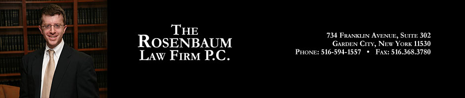 The Rosenbaum Law Firm P.C.